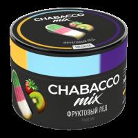 Бестабачная смесь Chabacco MIX Medium Fruit Ice (Чабакко Фруктовый Лед) 50 грамм
