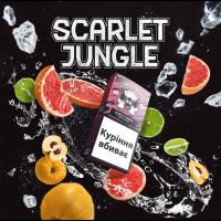 Табак Honey Badger Wild Mix (Медовый Барсук Крепкий) Скарлет Джангл 40 грамм