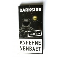 Табак Dark Side Gonzo Cake (Дарксайд Чизкейк) 250 грамм