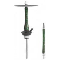 Кальян Union Sleek Акрил (Шишки) Зеленые