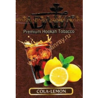 Табак Адалия Кола Лимон (Adalya Cola Lemon) 50 грамм