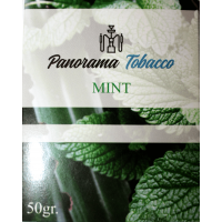 Табак Panorama Mint (Панорама Мята) 50 грамм легкая линейка