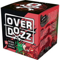 Уголь Over Dozz С26 (Овердоз) 64 куб. 1кг
