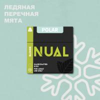 Табак для кальяна Nual Polar (Нуал Мятный Айс) 100 грамм