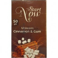 Табак Start Now Cinnamon Gum (Старт Нау Жвачка Корица) 50 грамм