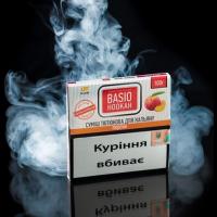 Табак Basio Hookah Peach (Базио Хука Персик) 100 грамм