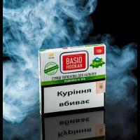Табак Basio Hookah Double mint (Базио Хука Двойная Мята) 100 грамм