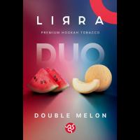 Табак Lirra Double Melon (Лирра Дыня Арбуз) 50 гр