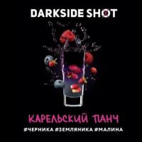 Табак Darkside Shot Line (Дарксайд Карельский Панч) 30гр