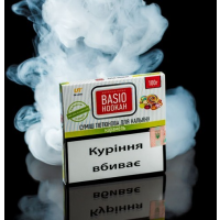 Табак Basio Hookah Caramel (Базио Хука Карамель) 100 грамм