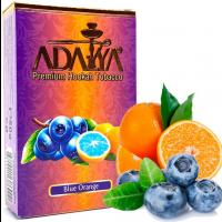 Табак Adalya Blue Orange (Адалия Голубой Апельсин) 50 грамм