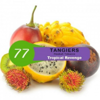 Табак Tangiers F-Line Tropical Revenge 77 (Танжирс Тропический микс) 100 г.