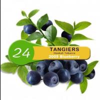 Табак Tangiers Noir 2005 Blueberry 24 (Танжирс Ноир 2005 Черника) 250 г