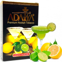 Табак Adalya Lemon Coctail (Адалия Лимонный коктейль) 50 грамм