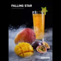 Табак Dark Side Falling Star (Дарксайд Манго Маракуйя) medium 100 грамм