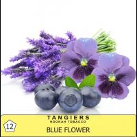 Табак Tangiers Noir Blue Flower 12 (Танжирс Блу Фловер) 250 грамм