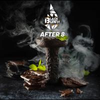 Табак Burn Black After 8 (Бёрн Блек Шоколад с мятой) 100 грамм