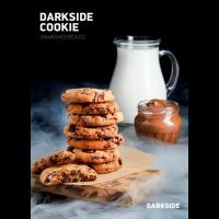 Табак Dark Side Cookies (Дарксайд Шоколадное Печенье-Куки с бананом) medium 100 г.