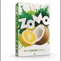 Табак Zomo Lem Co (Зомо Лимон Кокос) 50 грамм