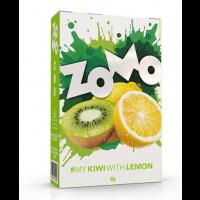 Табак Zomo Ki Lem (Зомо Киви Лимон) 50 грамм