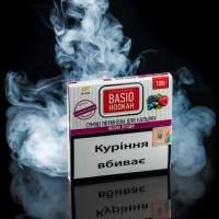 Табак Basio Hookah Wild Berry (Базио Хука Лесные Ягоды) 100 грамм