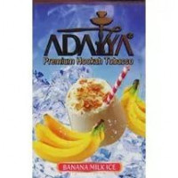 Табак Адалия Айс Банан Молоко (Adalya Banana Milk Ice) 50 г.