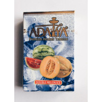 Табак Адалия Айс арбуз с дыней (Adalya Double Melon Ice) 50 грамм.