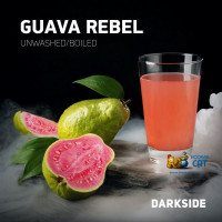 Табак Dark Side Guava Rebel (Дарксайд Гуава) medium 250 г.