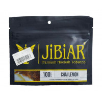 Табак Jibiar Chai Lemon (Джибиар Чай Лимон) 100 грамм