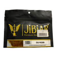 Табак Jibiar Cold Passion (Джибиар Айс Маракуйя) 100 грамм