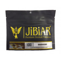 Табак Jibiar Dragon Berry (Джибиар Ягода Дракона) 100 грамм
