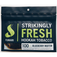 Табак Fumari Blueberry muffin (Фумари Черничный маффин) 100 грамм