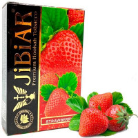 Табак Jibiar Strawberry (Джибиар Клубника) 50грамм