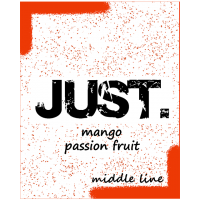 Табак Just Mango Passion fruit (Джаст Манго Маракуйя) 50 грамм