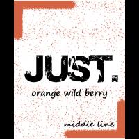 Табак Just Orange Wild Berry (Джаст Оранжевая Лесная Ягода) 50 грамм