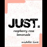 Табак Just Raspberry Rose Lemonade (Джаст Лимонад Малина Роза) 50 грамм