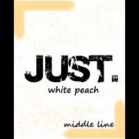 Табак Just White Peach (Джаст Белый Персик) 50 грамм