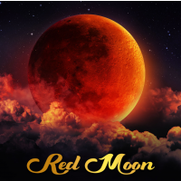 Табак Layali Red Moon (Лаяли Красная луна) 50 гр