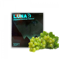Табак Lunar Soft Crazy Grape (Лунар Софт Виноград) 50 грамм