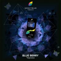 Табак Spectrum Hard Blue Berry (Спектрум Черника) 100 грамм