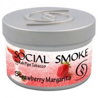 Табак Social Smoke Strawberry Margarita (Клубничная Маргарита) 100 грамм