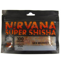 Табак Nirvana Sex Monkey (Нирвана Секс обезьян) 100 г.