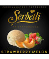 Табак Serbetli Strawberry Melon (Щербетли Клубника Дыня) 50 грамм - Фото 1
