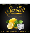 [Табак Serbetli Ice Lemon Mint (Щербетли Айс Лимон Мята) 50 грамм] фото 1