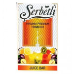 Табак Serbetli Juice Bar (Щербетли Джус Бар) 50 грамм