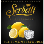 Табак Serbetli Ice Lemon (Щербетли Айс Лимон) 50 грамм