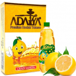 Табак Adalya Crazy Lemon (Адалия Крейзи Лимон) 50 грамм